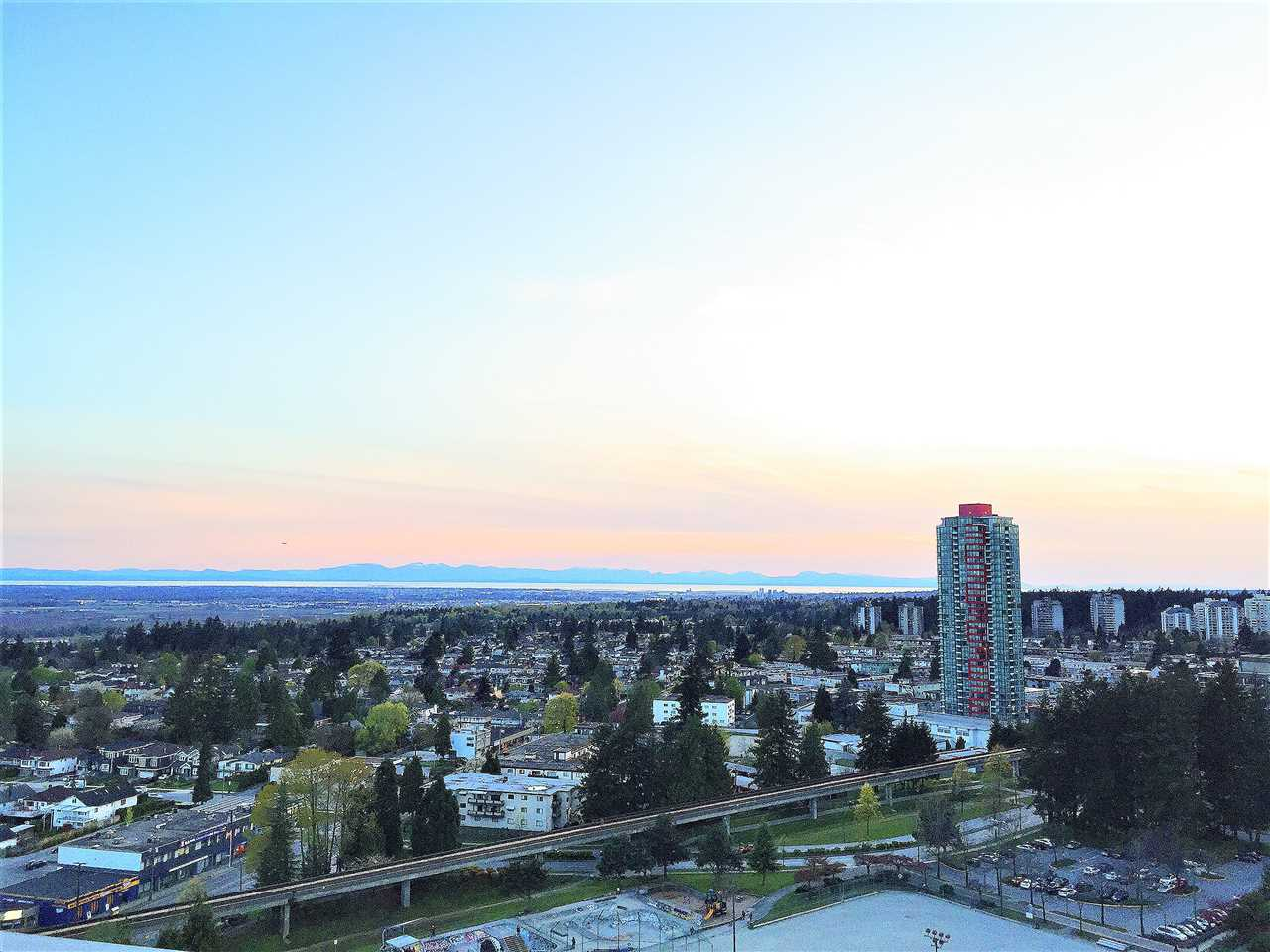 For Sale: 2503 - 4900 Lennox Lane, Burnaby, BC | 1 Bed, 1 Bath Condo for $649,000. See 6 photos!