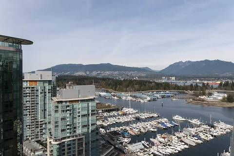 Condo for sale at 555 Jervis St Unit 2503 Vancouver British Columbia - MLS: R2410468