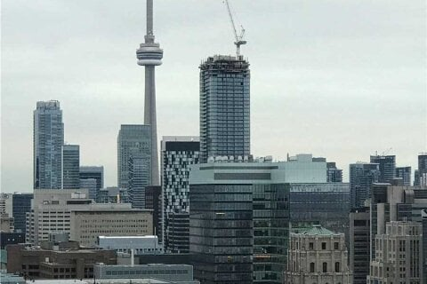 Apartment for rent at 65 St Mary St Unit 2503 Toronto Ontario - MLS: C4999760