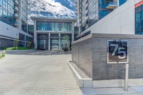 Apartment for rent at 75 Eglinton Ave Unit 2503 Mississauga Ontario - MLS: W4577646