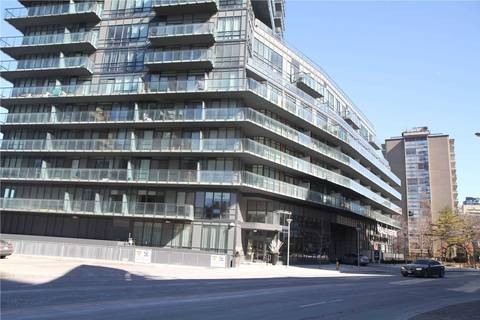 Apartment for rent at 825 Church St Unit 2503 Toronto Ontario - MLS: C4718517