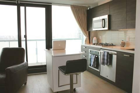 Apartment for rent at 11 Charlotte St Unit 2504 Toronto Ontario - MLS: C4693932