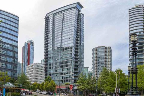 Condo for sale at 1205 Hastings St W Unit 2504 Vancouver British Columbia - MLS: R2388523