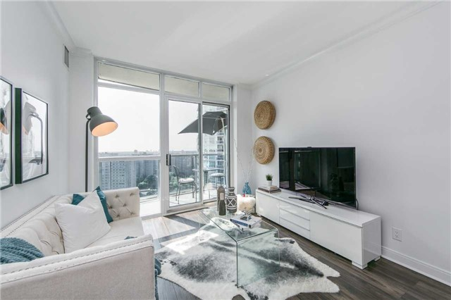 Sold: 2504 - 80 Absolute Avenue, Mississauga, ON