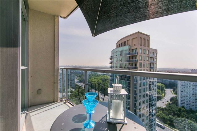 For Sale: 2504 - 80 Absolute Avenue, Mississauga, ON | 1 Bed, 1 Bath Condo for $399,000. See 19 photos!