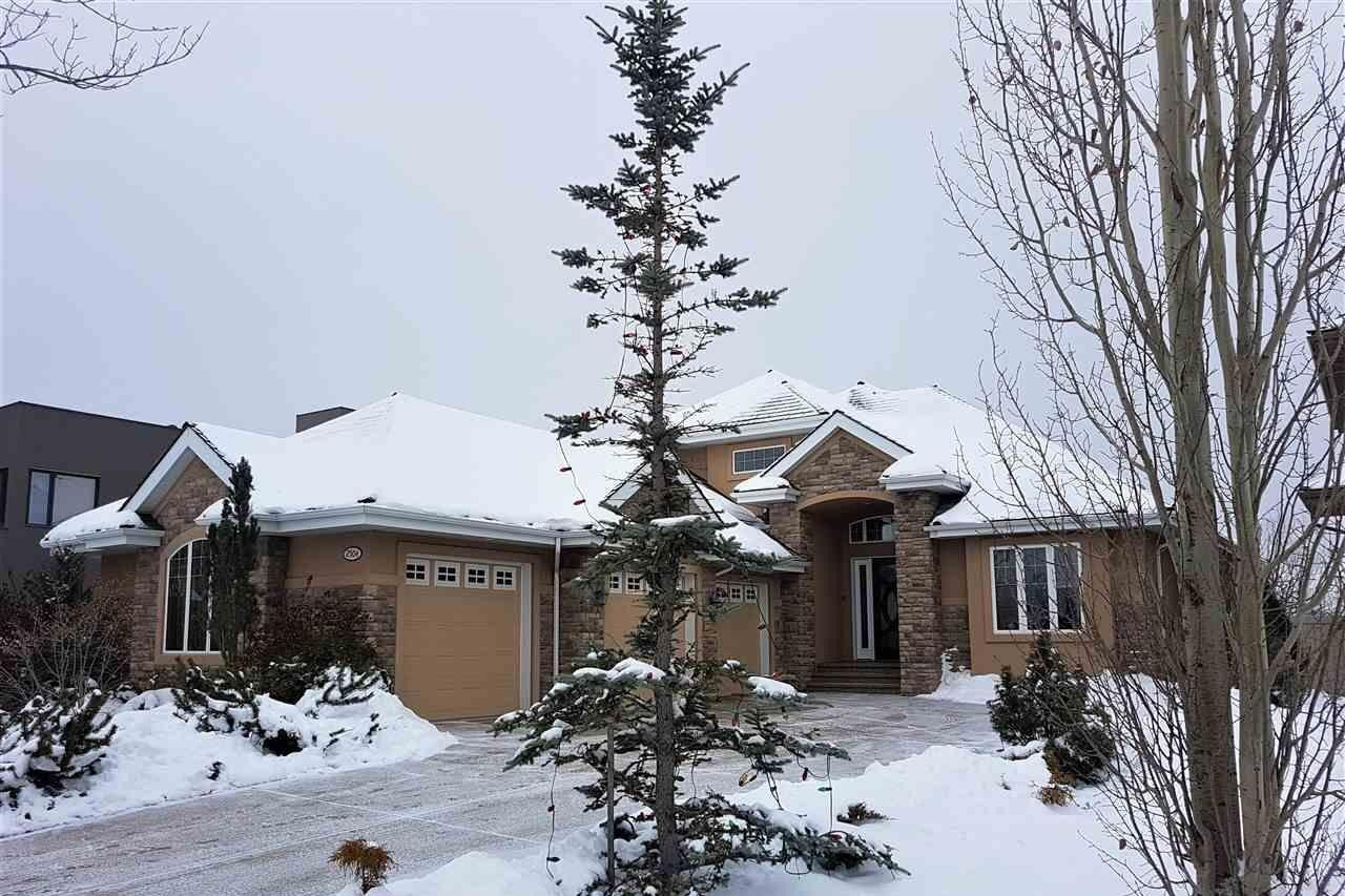 House for sale at 2504 Cameron Ravine Landing Ld NW Edmonton Alberta - MLS: E4206082