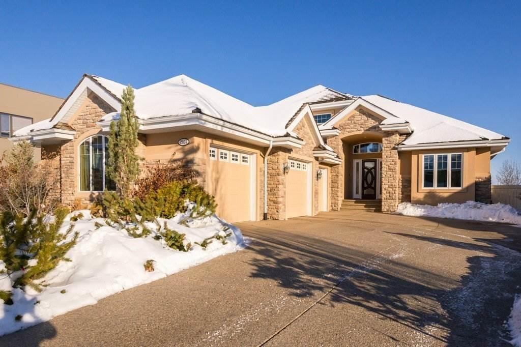 House for sale at 2504 Cameron Ravine Landing Ld NW Edmonton Alberta - MLS: E4222085
