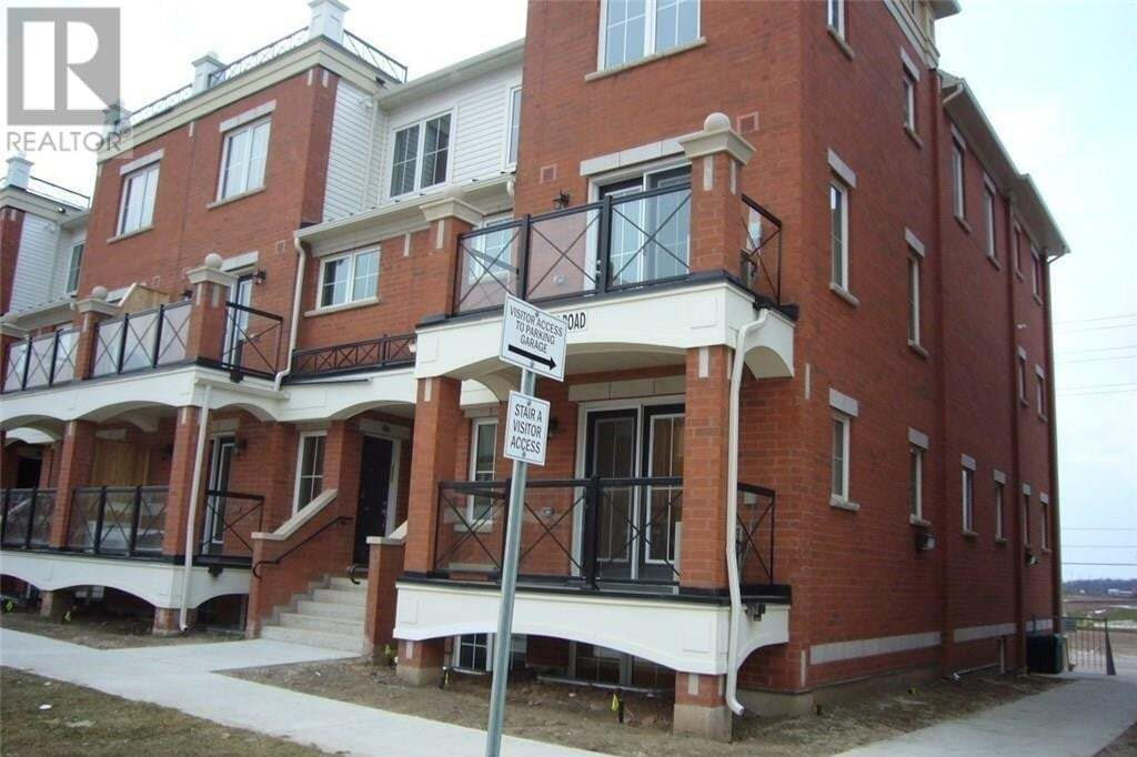 Townhouse for rent at 2504 Post Rd Oakville Ontario - MLS: 40020559