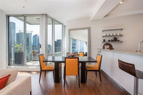 Condo for sale at 1077 Cordova St W Unit 2505 Vancouver British Columbia - MLS: R2406537