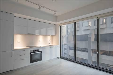 Apartment for rent at 188 Cumberland St Unit 2505 Toronto Ontario - MLS: C4665478