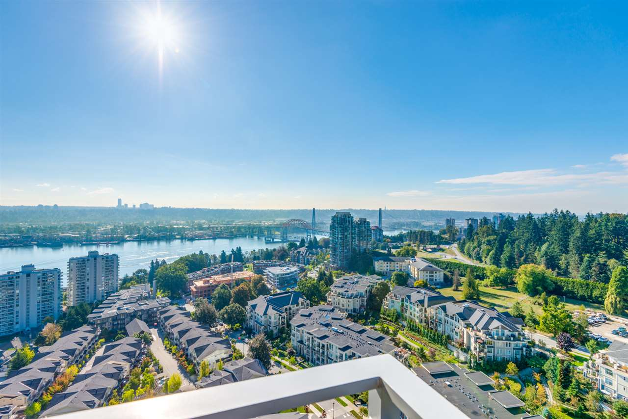 Sold: 2505 - 271 Francis Way, New Westminster, BC