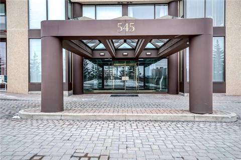 Condo for sale at 545 St Laurent Blvd Unit 2505 Ottawa Ontario - MLS: 1142362