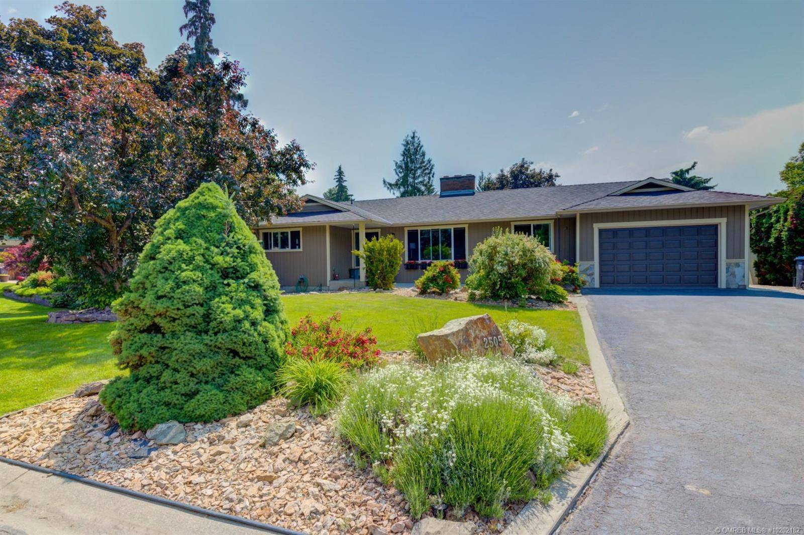House for sale at 2505 O'reilly Rd Kelowna British Columbia - MLS: 10202182