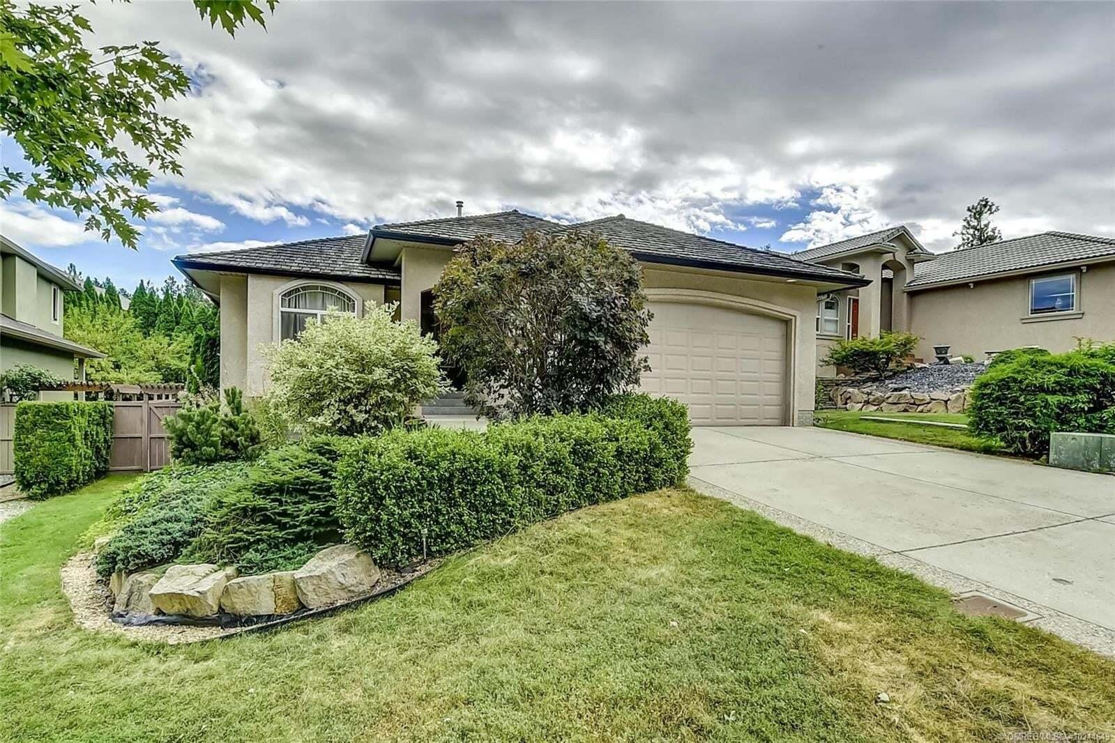 House for sale at 2505 Quail Pl Kelowna British Columbia - MLS: 10214649
