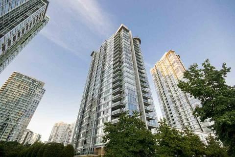 Condo for sale at 1067 Marinaside Cres Unit 2506 Vancouver British Columbia - MLS: R2401331