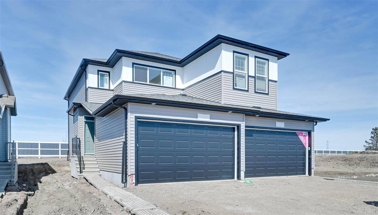 Townhouse for sale at 2506 152 Ave Nw Edmonton Alberta - MLS: E4195613