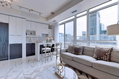 Condo for sale at 30 Nelson St Unit 2506 Toronto Ontario - MLS: C4514570