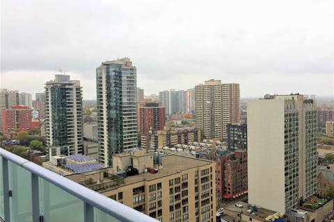 Apartment for rent at 365 Church St Unit 2506 Toronto Ontario - MLS: C4549164
