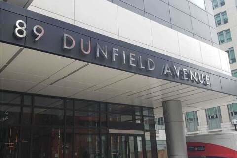 Apartment for rent at 89 Dunfield Ave Unit 2506 Toronto Ontario - MLS: C4795070