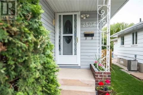 House for sale at 2506 Cumberland Ave S Saskatoon Saskatchewan - MLS: SK776139