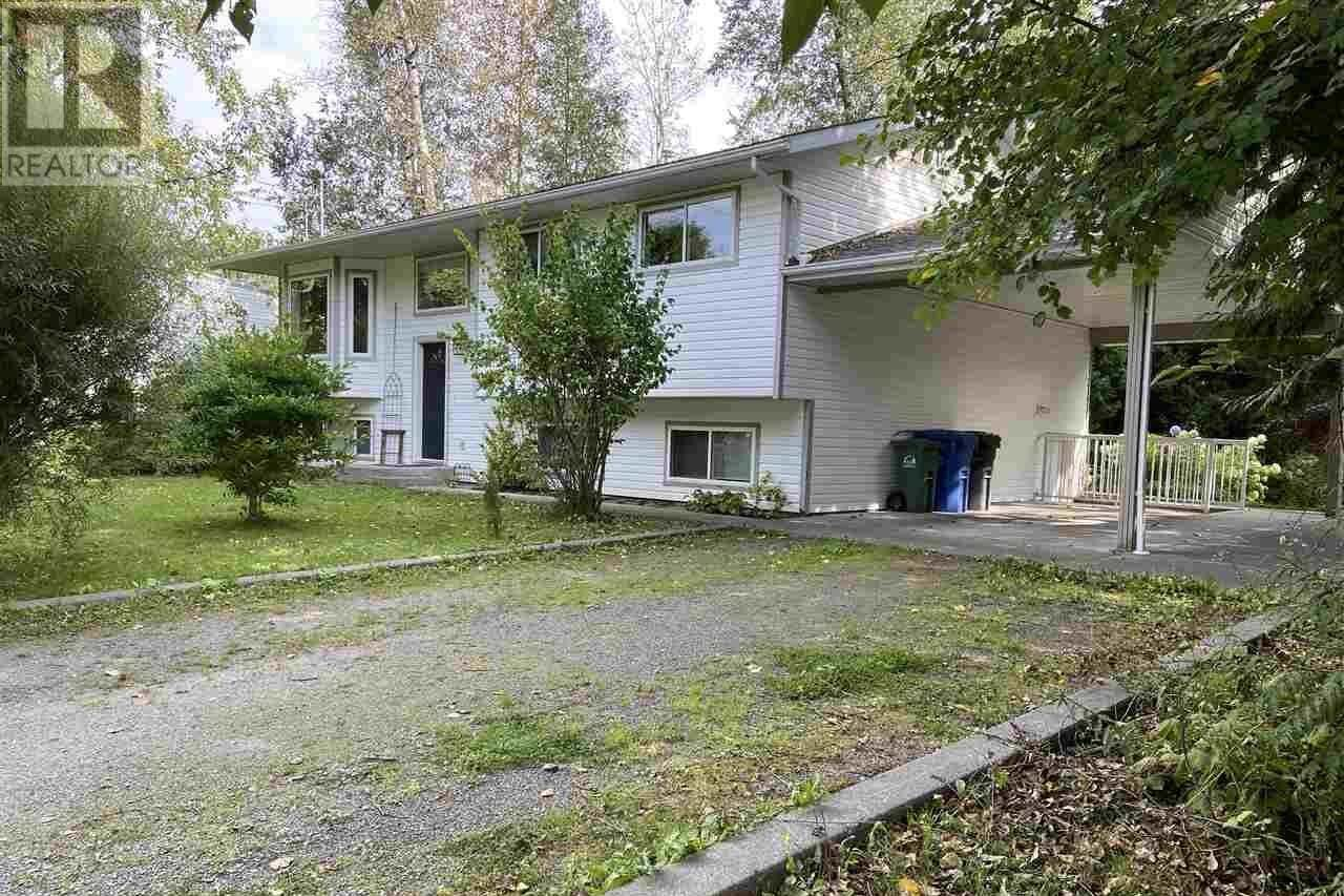 House for sale at 2506 Kalum St Terrace British Columbia - MLS: R2498957