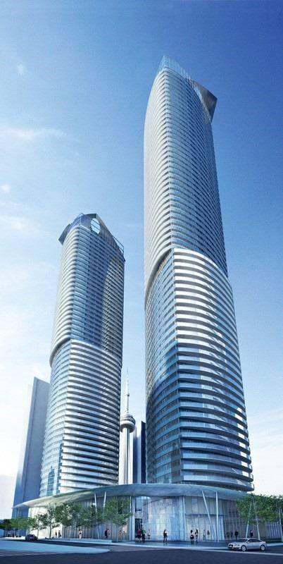 Apartment for rent at 12 York St Unit 2507 Toronto Ontario - MLS: C4649230