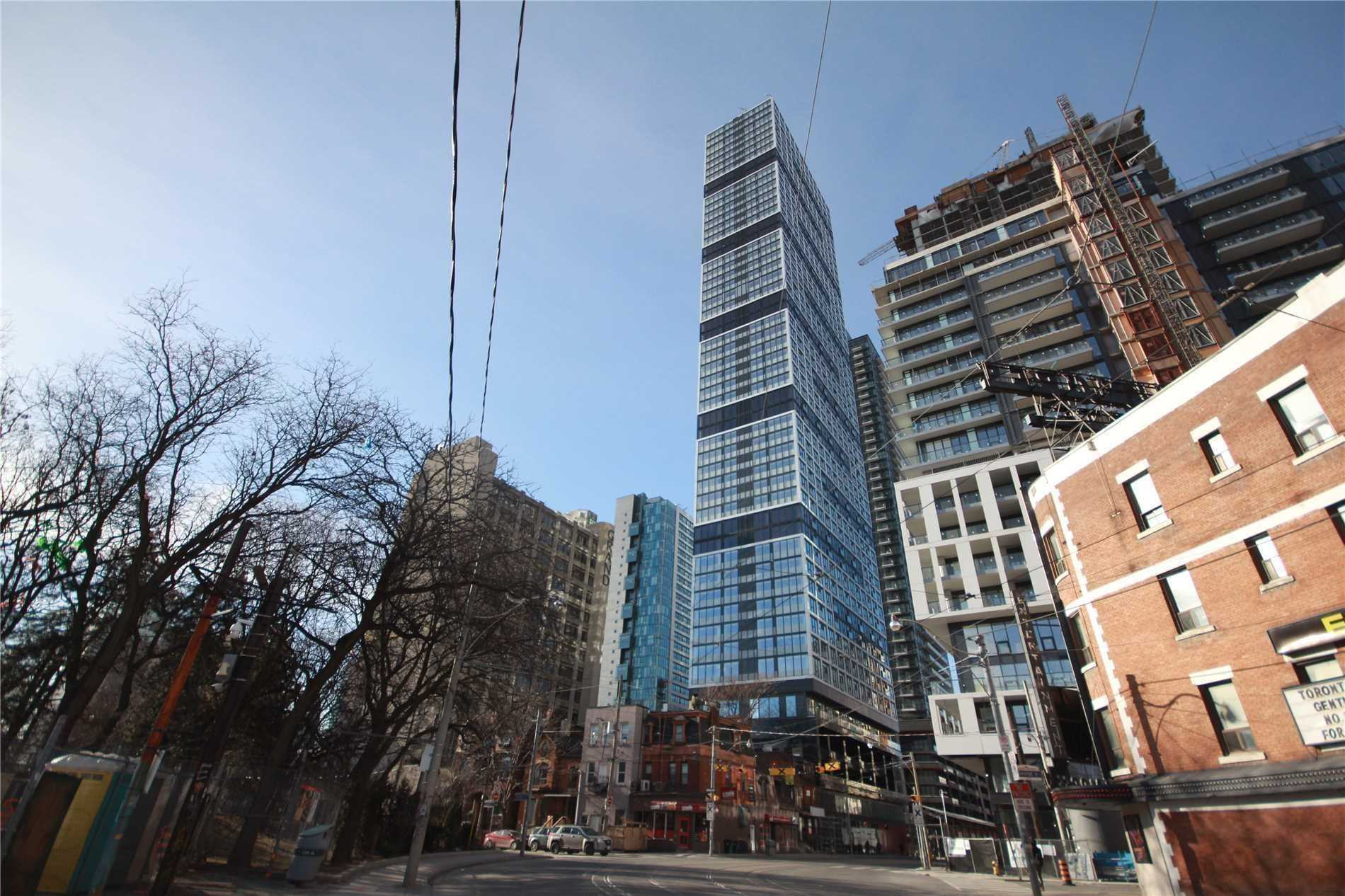 For Rent: 2507 - 181 Dundas Street East, Toronto, ON | 1 Bed, 1 Bath Condo for $1780.00. See 18 photos!
