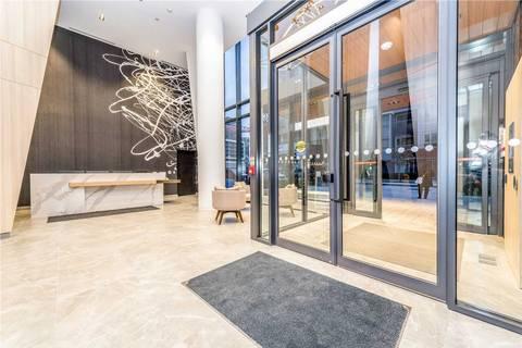 Apartment for rent at 20 Tubman Ave Unit 2507 Toronto Ontario - MLS: C4674025