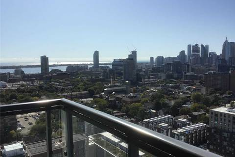 Apartment for rent at 55 Regent Park Blvd Unit 2507 Toronto Ontario - MLS: C4671545