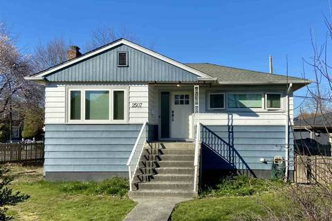 House for sale at 2507 17th Ave E Vancouver British Columbia - MLS: R2446792