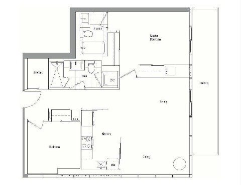 Removed: 2508 - 121 Mcmahon Drive, Toronto, ON - Removed on 2018-07-14 15:03:07