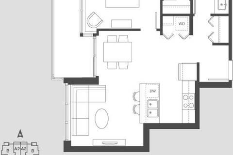 Condo for sale at 13325 102a Ave Unit 2508 Surrey British Columbia - MLS: R2405837