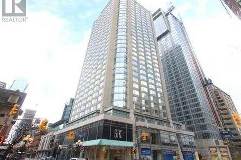 Apartment for rent at 155 Yorkville Ave Unit 2508 Toronto Ontario - MLS: C4498725