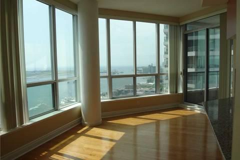 Apartment for rent at 228 Queens Quay Unit 2508 Toronto Ontario - MLS: C4551477