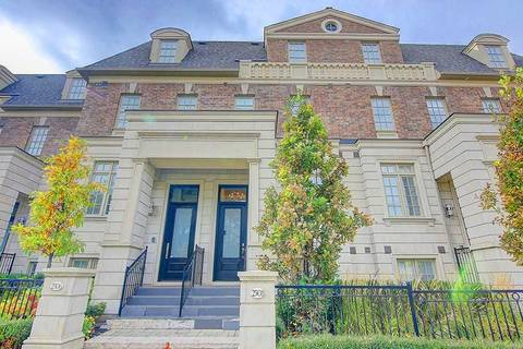 Townhouse for sale at 2508 Bayview Ave Toronto Ontario - MLS: C4681010