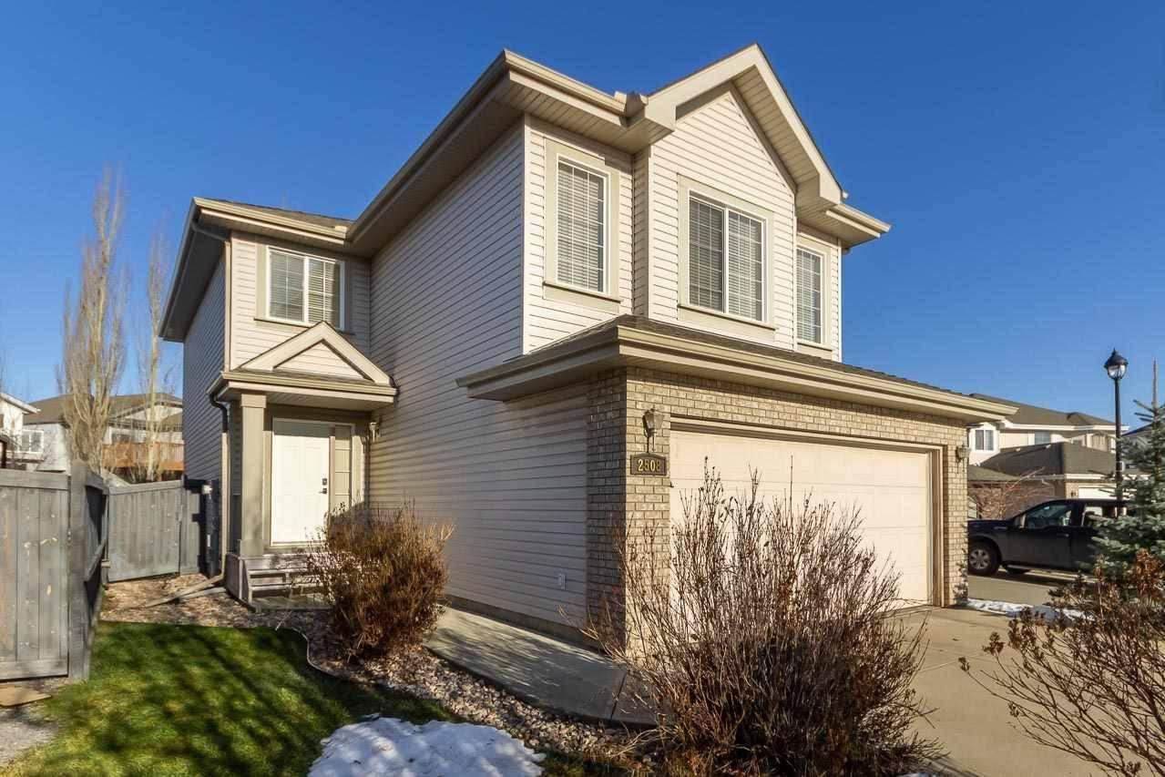 House for sale at 2508 Taylor Cv  Nw Edmonton Alberta - MLS: E4180450