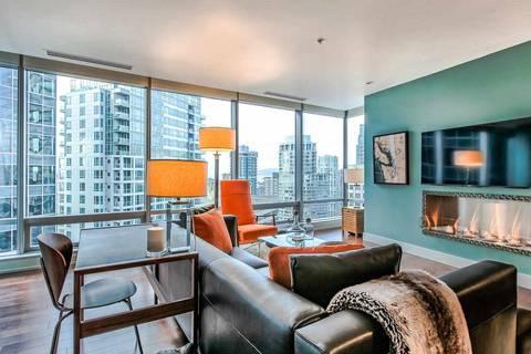 Condo for sale at 1111 Alberni St Unit 2509 Vancouver British Columbia - MLS: R2432133