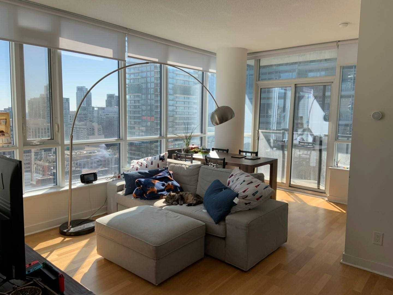 Apartment for rent at 295 Adelaide St Unit 2509 Toronto Ontario - MLS: C4391566