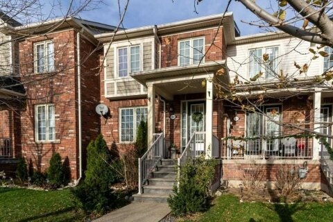 Townhouse for sale at 2509 Postmaster Dr Oakville Ontario - MLS: W4996440