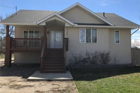 House for sale at 250 Harker Ave Magrath Alberta - MLS: LD0164009