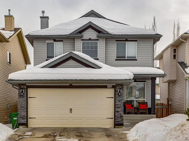 Sold: 251 Cranfield Green Southeast, Calgary, AB