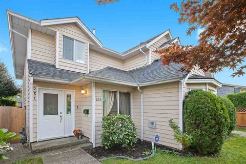 Townhouse for sale at 251 18th St E North Vancouver British Columbia - MLS: R2415629