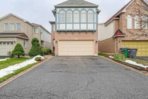 House for sale at 251 Fernforest Dr Brampton Ontario - MLS: W5001594