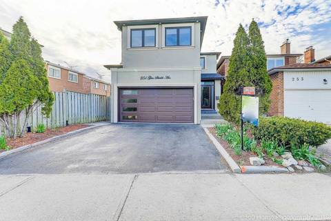 House for sale at 251 Glen Shields Ave Vaughan Ontario - MLS: N4444374