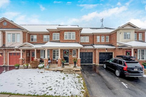 Townhouse for sale at 251 Hadley Woods Terr Milton Ontario - MLS: W5000492