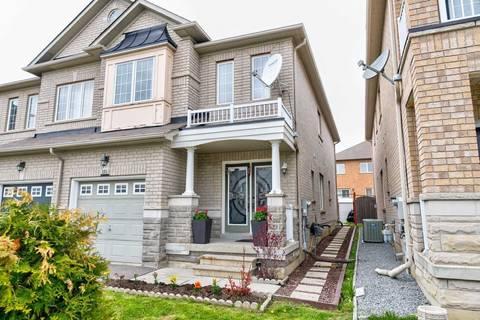 Townhouse for sale at 251 Lauderdale Dr Vaughan Ontario - MLS: N4488838