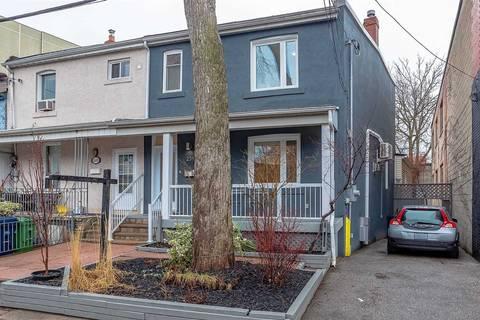 Townhouse for sale at 251 Niagara St Toronto Ontario - MLS: C4726176