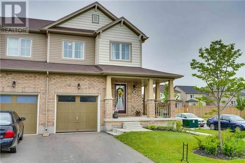 Townhouse for sale at 251 Powell Rd Brantford Ontario - MLS: 30744907