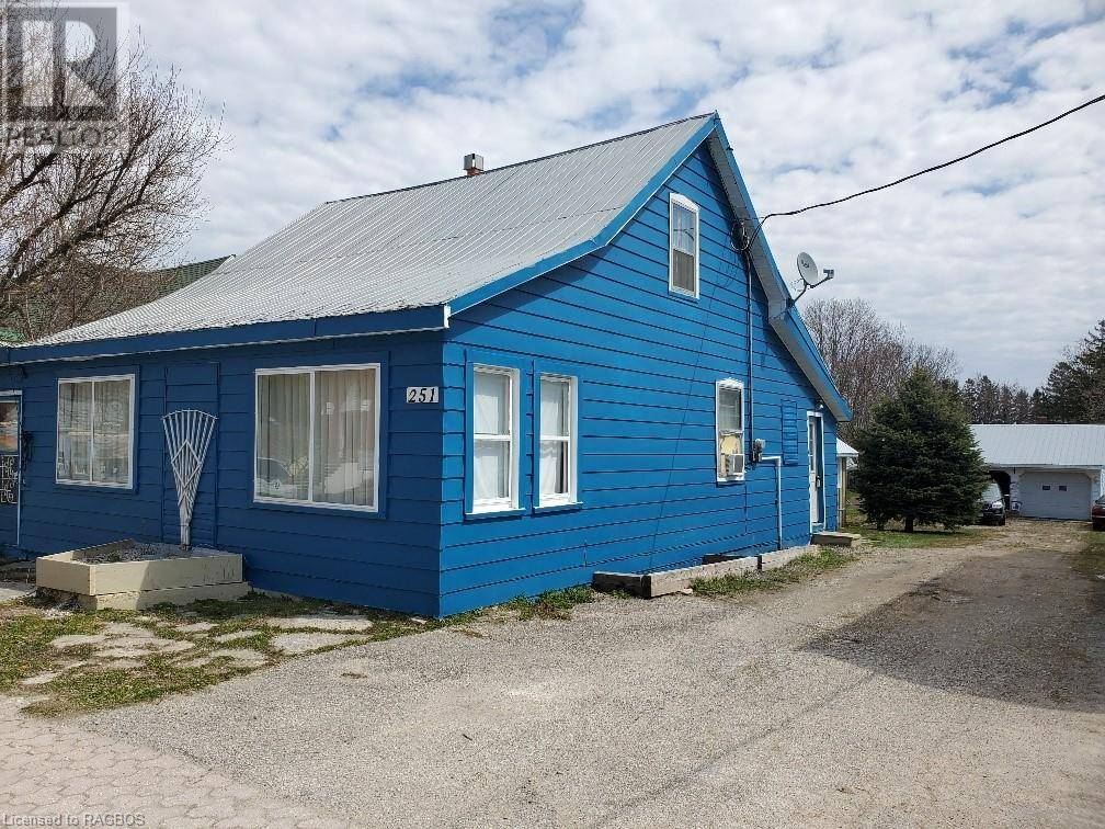 House for sale at 251 Queen St South Paisley Ontario - MLS: 255921
