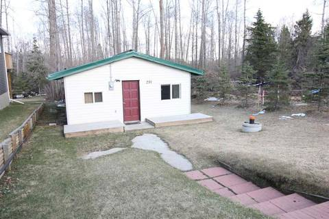 House for sale at 251 Range Rd Rural Parkland County Alberta - MLS: E4154379